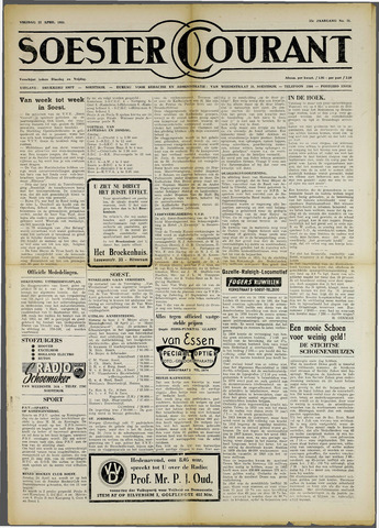 Soester Courant 1955-04-22