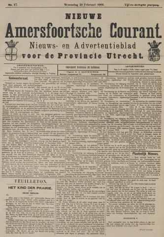Nieuwe Amersfoortsche Courant 1906-02-28