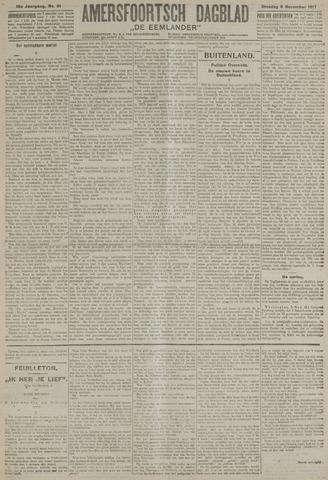 Amersfoortsch Dagblad / De Eemlander 1917-11-06