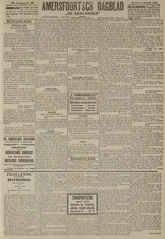 Amersfoortsch Dagblad / De Eemlander 1923-10-09