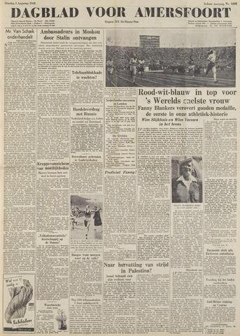Dagblad voor Amersfoort 1948-08-03