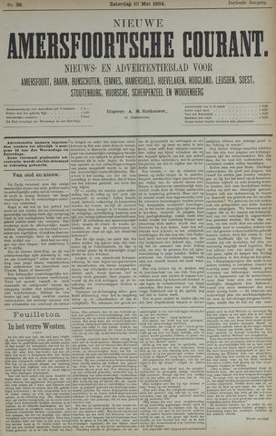 Nieuwe Amersfoortsche Courant 1884-05-10