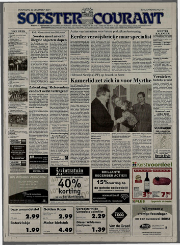 Soester Courant 2004-12-22