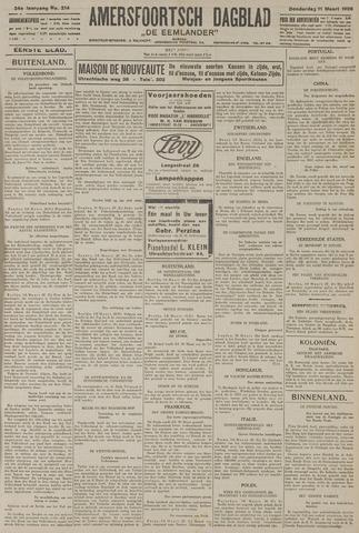 Amersfoortsch Dagblad / De Eemlander 1926-03-11
