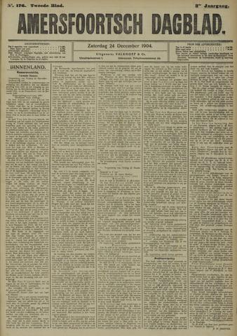 Amersfoortsch Dagblad 1904-12-24