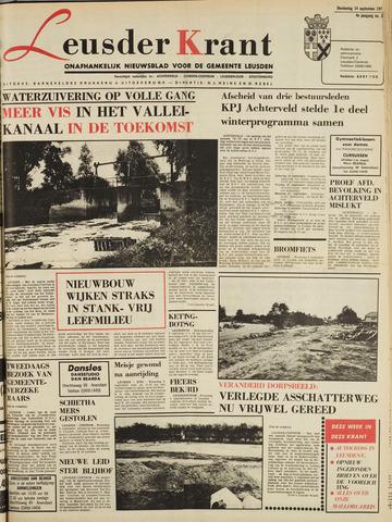 Leusder Krant 1972-09-14