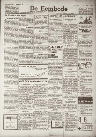 De Eembode 1937-05-21