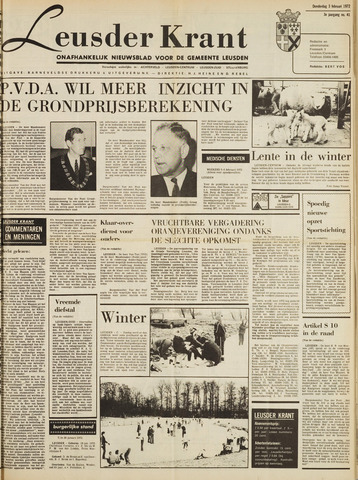 Leusder Krant 1972-02-03