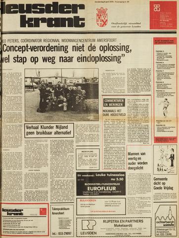 Leusder Krant 1976-04-08