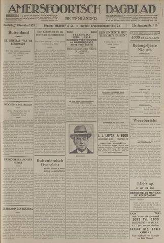 Amersfoortsch Dagblad / De Eemlander 1933-11-16