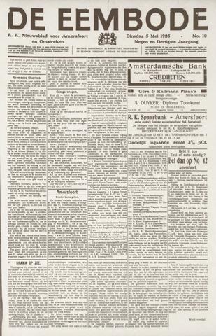 De Eembode 1925-05-05