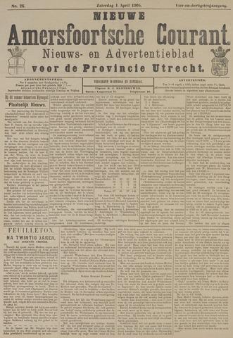 Nieuwe Amersfoortsche Courant 1905-04-01