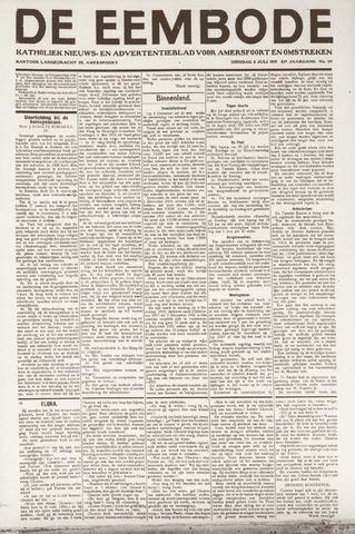 De Eembode 1919-07-08