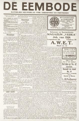De Eembode 1921-04-29