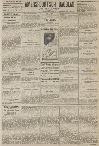 Amersfoortsch Dagblad / De Eemlander 1926-12-15