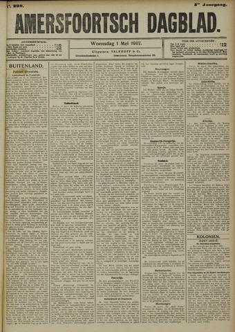 Amersfoortsch Dagblad 1907-05-01