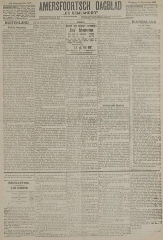 Amersfoortsch Dagblad / De Eemlander 1918-12-17