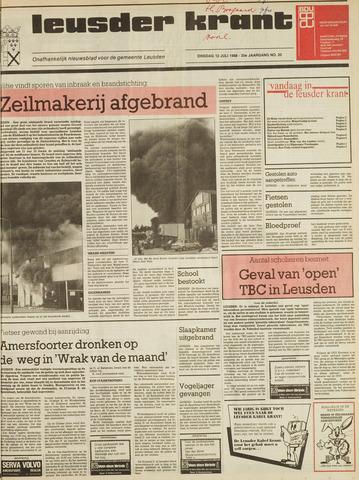 Leusder Krant 1988-07-12