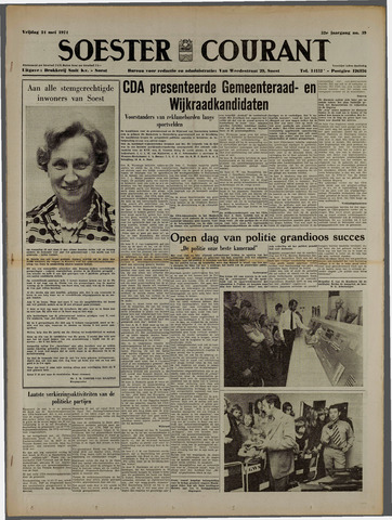 Soester Courant 1974-05-24