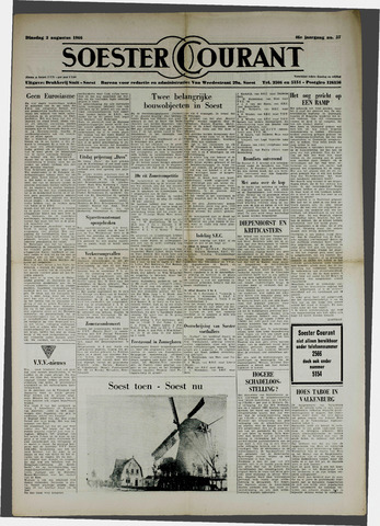 Soester Courant 1966-08-02