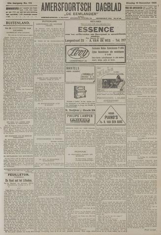 Amersfoortsch Dagblad / De Eemlander 1925-11-10