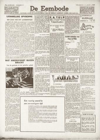 De Eembode 1940-07-05