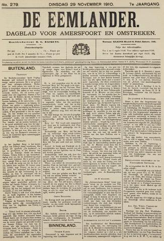 De Eemlander 1910-11-29