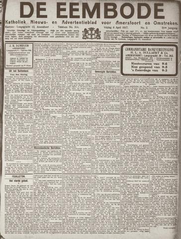 De Eembode 1917-04-06