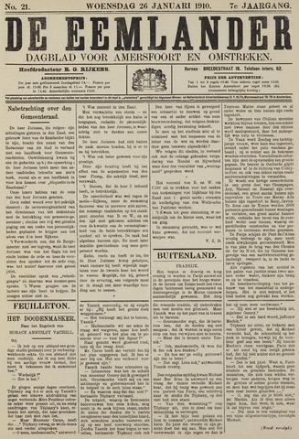 De Eemlander 1910-01-26