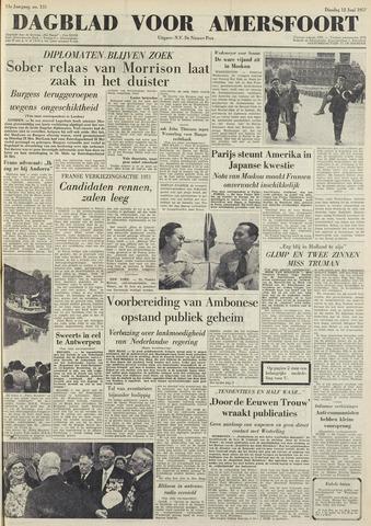 Dagblad voor Amersfoort 1951-06-12