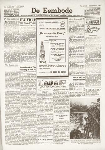 De Eembode 1939-12-08