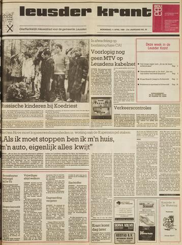 Leusder Krant 1990-04-11