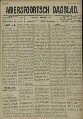 Amersfoortsch Dagblad 1910-02-01