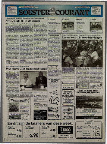 Soester Courant 1999-06-02
