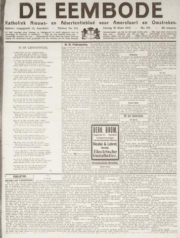 De Eembode 1915-03-30