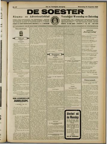 De Soester 1933-08-23
