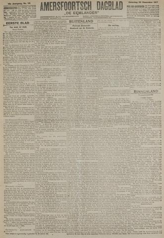 Amersfoortsch Dagblad / De Eemlander 1917-12-22