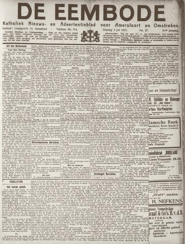 De Eembode 1917-07-03