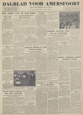 Dagblad voor Amersfoort 1947-09-24