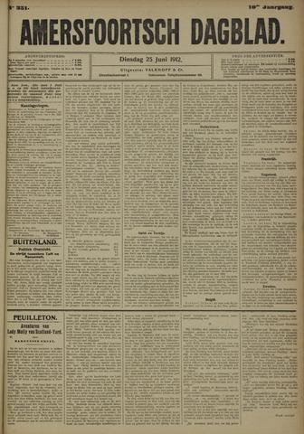 Amersfoortsch Dagblad 1912-06-25