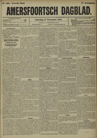Amersfoortsch Dagblad 1909-11-27