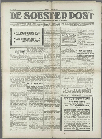 Soester Courant 1933-02-03