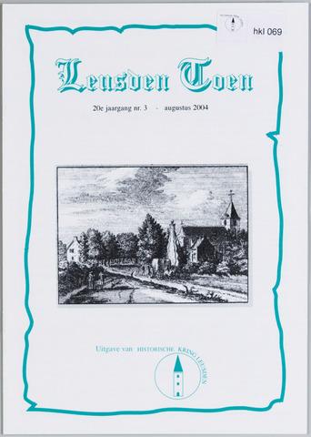 Historische Kring Leusden 2004-08-01