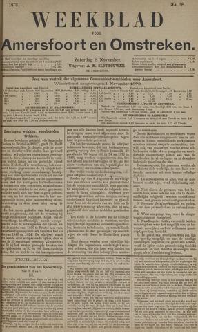 Weekblad voor Amersfoort en Omstreken 1873-11-08