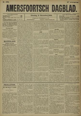 Amersfoortsch Dagblad 1909-12-21