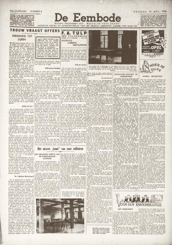 De Eembode 1939-05-19