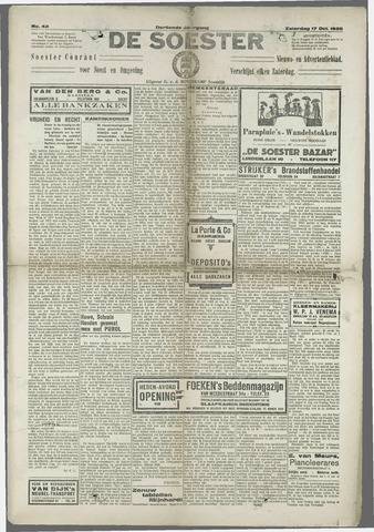 Soester Courant 1925-10-17