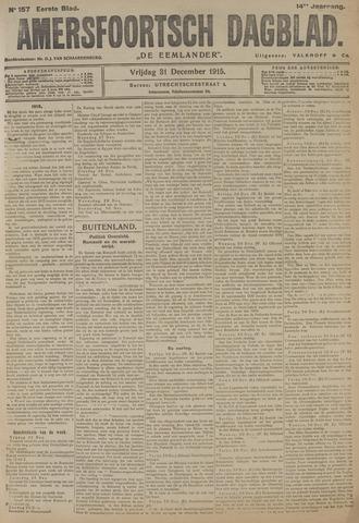 Amersfoortsch Dagblad / De Eemlander 1915-12-31