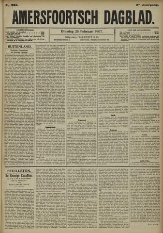 Amersfoortsch Dagblad 1907-02-26