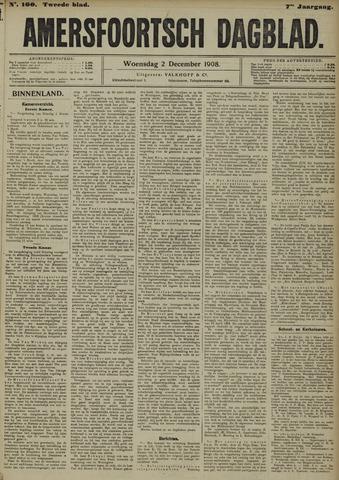 Amersfoortsch Dagblad 1908-12-02